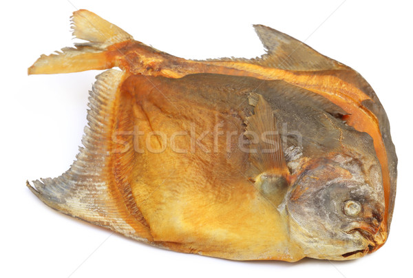 Dried pomfret fish Rup chada Stock photo © bdspn