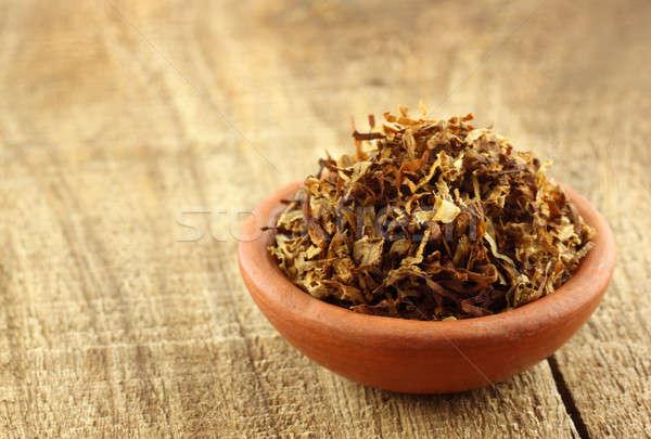 Tobacco  Stock photo © bdspn