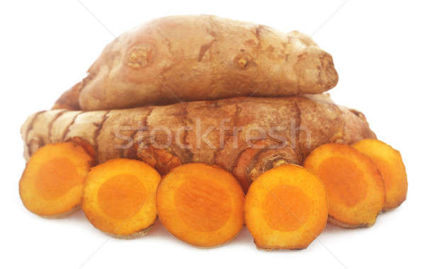 Turmeric Stock photo © bdspn
