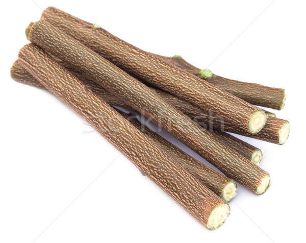 Medicinal neem twigs Stock photo © bdspn