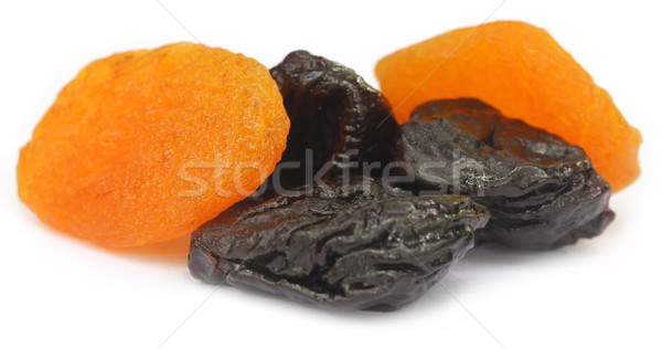Dried apricot with prune Stock photo © bdspn