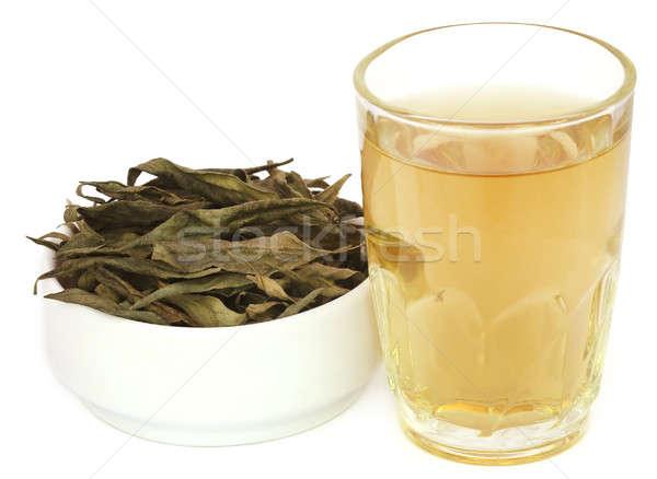 Medicinal Chirata with herbal juice Stock photo © bdspn