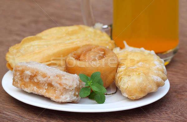 Bengali treats named as GOJA Stock photo © bdspn