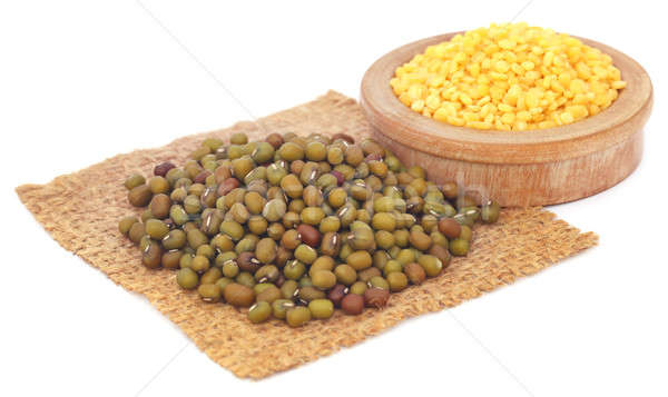 Mung bean Stock photo © bdspn