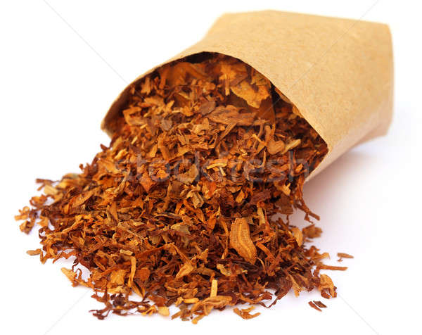 Tobacco for making cigarette Stock photo © bdspn