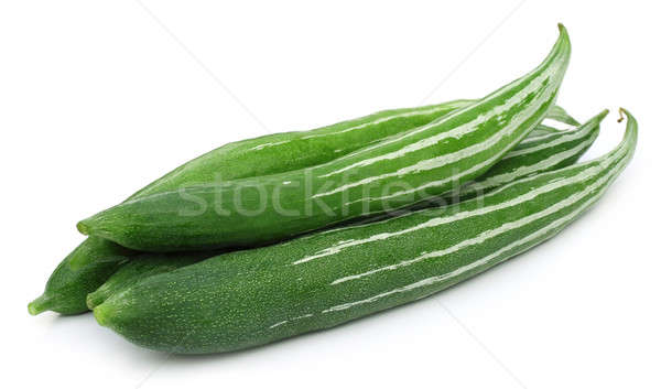 Snake gourd Stock photo © bdspn