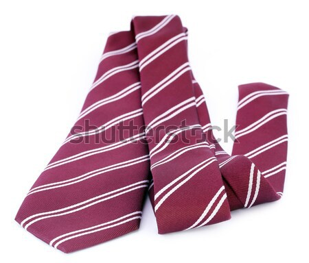 Close up of a necktie Stock photo © bdspn