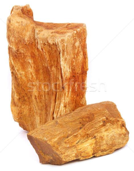 Sedimentary rocks Stock photo © bdspn