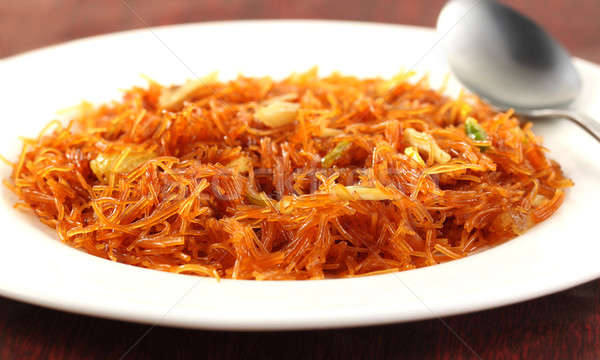 Sweet vermicelli Stock photo © bdspn