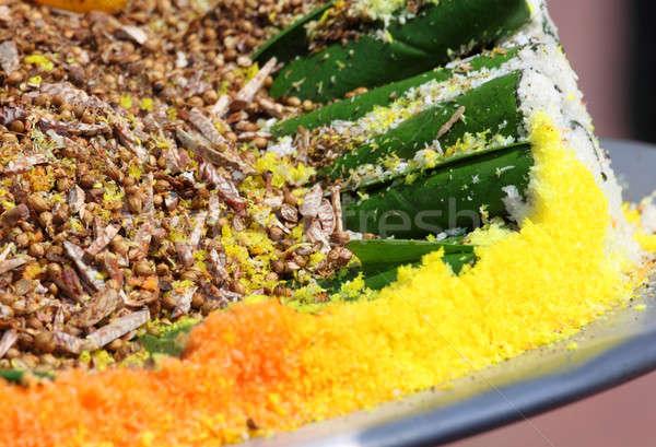 Betel leaf Stock photo © bdspn