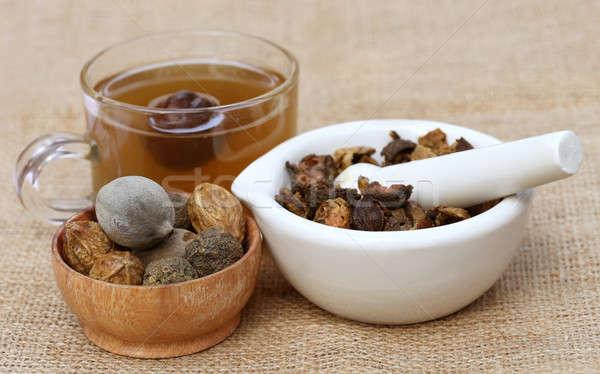 Tea made from Triphala Stock photo © bdspn