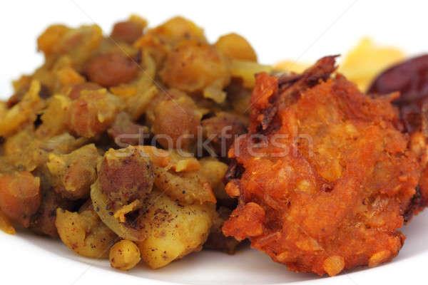 Iftar items  Stock photo © bdspn