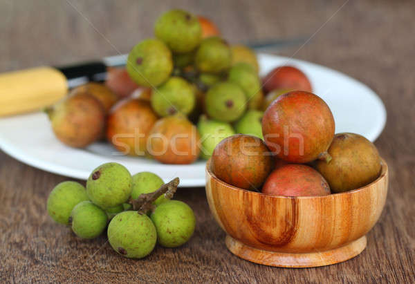 India figs named as Dumur fruit Stock photo © bdspn