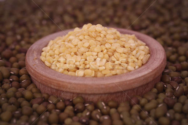Dry mung bean  Stock photo © bdspn