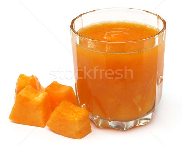 Papaya Juice Stock photo © bdspn