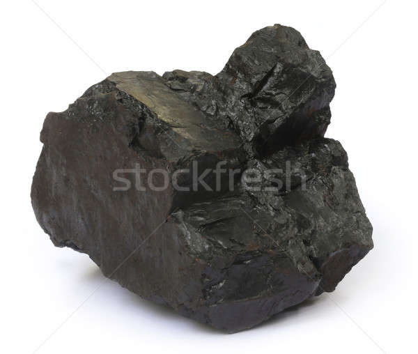 Stock photo: Bituminous coal