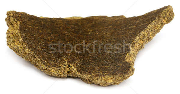 Mustár olaj torta fehér mag makró Stock fotó © bdspn