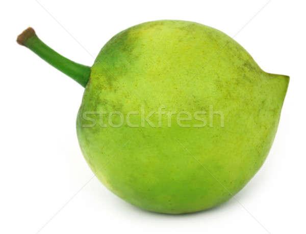 Comestible Bangladesh blanco frutas huevo frutas Foto stock © bdspn