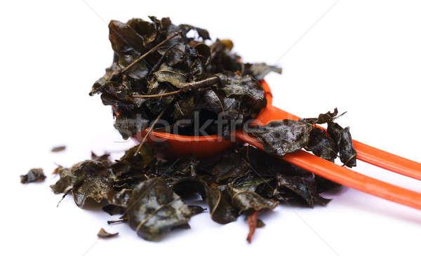 Fried moringa leaves Stock photo © bdspn