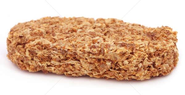 Yulaf gıda arka plan taze yemek diyet Stok fotoğraf © bdspn