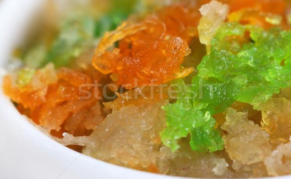 Sweet rice or Zarda Stock photo © bdspn