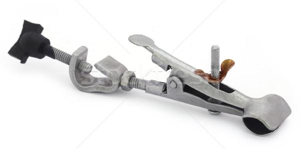 Metal clamp Stock photo © bdspn