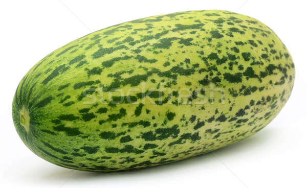 Fresh Muskmelon single Stock photo © bdspn
