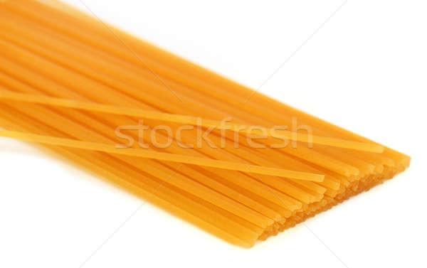 Foto d'archivio: Greggio · spaghetti · bianco · colore · cottura · giallo