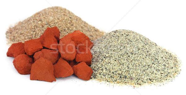 Stock photo: Building materials