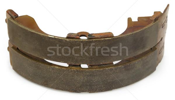 Brake shoe of a car Stock photo © bdspn