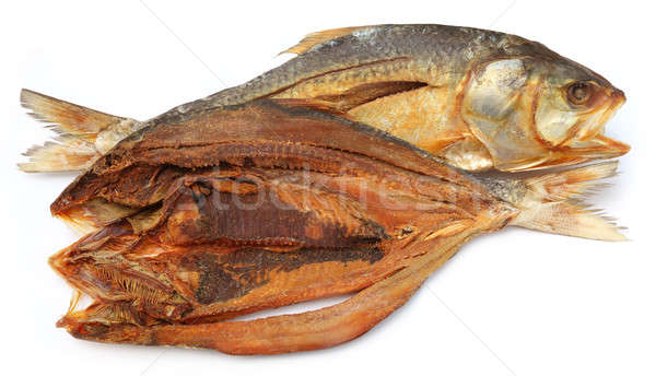 Popular Ilish fish dried of Southeast Asia Stock photo © bdspn