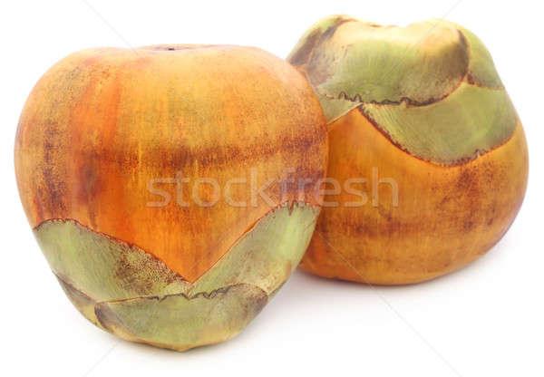 Fruto subcontinente indiano natureza gelo retro planta Foto stock © bdspn
