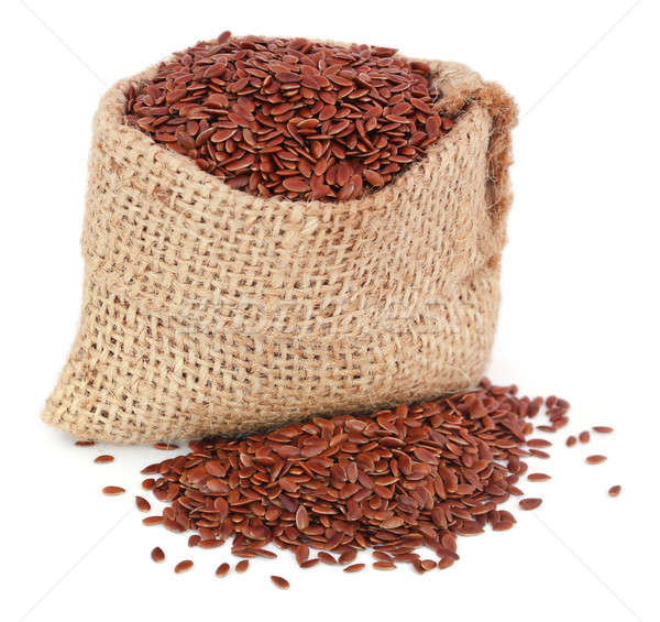 Flax seeds Stock photo © bdspn