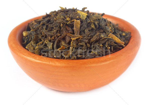 Stock photo: Green tea
