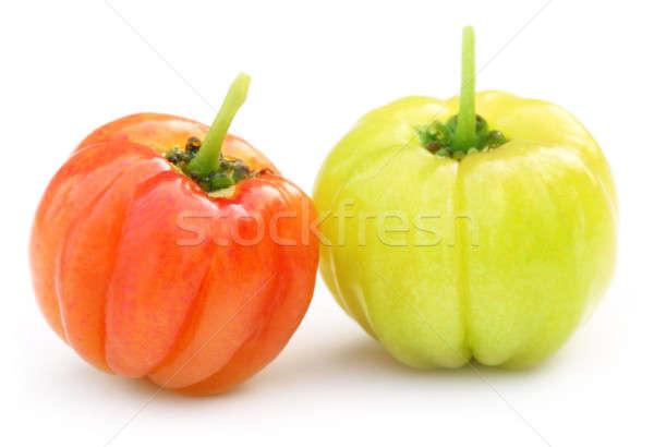 Lagestromia Cherry fruit Stock photo © bdspn