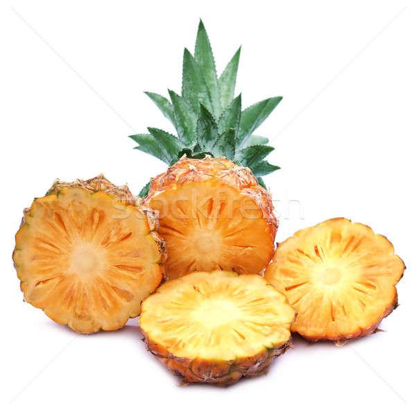 Popular honey queen pineapple of Bangladesh Stock photo © bdspn