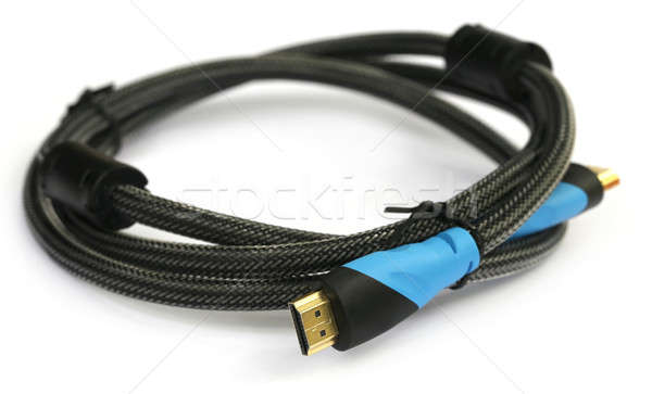 HDMI cable Stock photo © bdspn