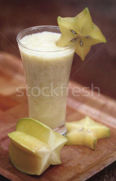 Carambola juice Stock photo © bdspn