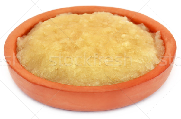 Mashed onion Stock photo © bdspn
