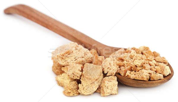 épices sous-continent indien cuillère isolé personne ingrédient Photo stock © bdspn