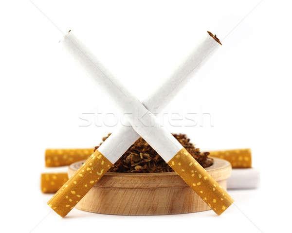 No smoking theme Stock photo © bdspn