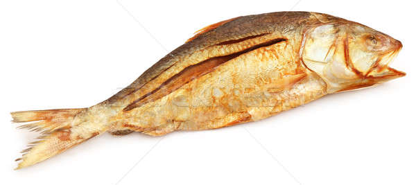 Népszerű hal aszalt Délkelet-Ázsia fehér vacsora Stock fotó © bdspn