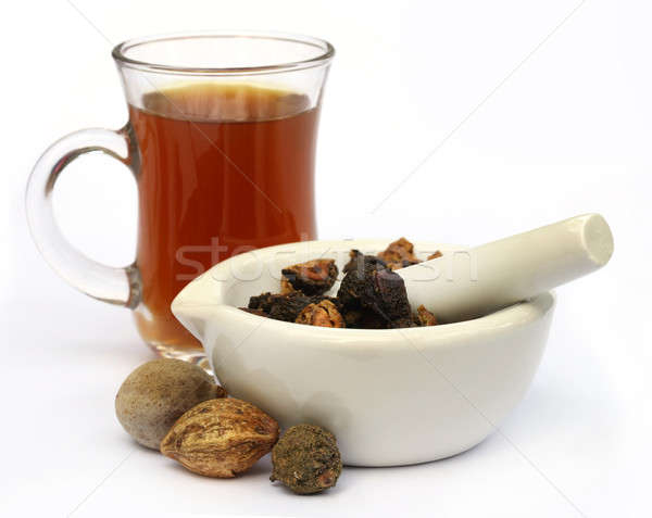 Tea made from Triphala Stock photo © bdspn
