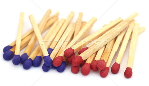Matchsticks Stock photo © bdspn
