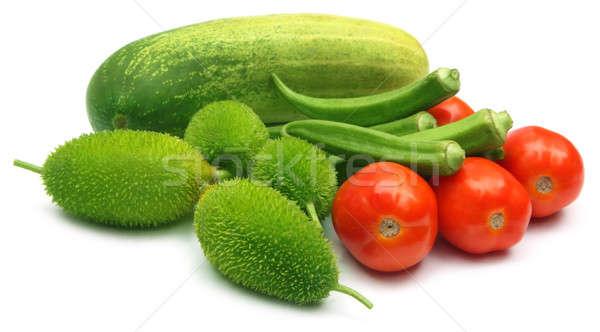 Fresh vegetables Stock photo © bdspn