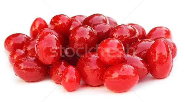 Processed cherry Stock photo © bdspn