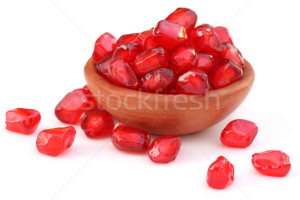 Pulp of pomegranate Stock photo © bdspn
