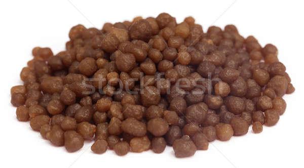 Műtrágya fehér étel minta vegyi föld Stock fotó © bdspn