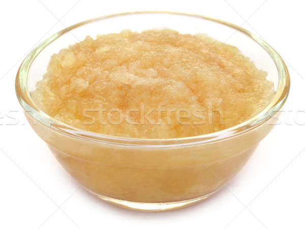 Mashed onion Stock photo © bdspn