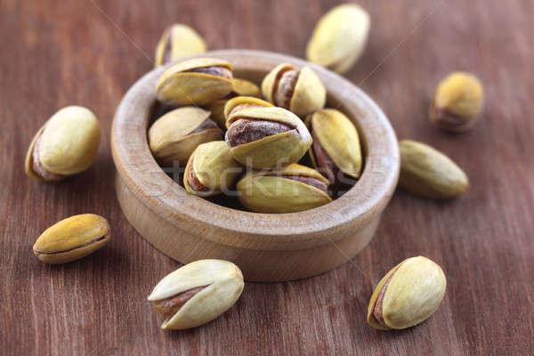 Bois surface alimentaire santé Photo stock © bdspn